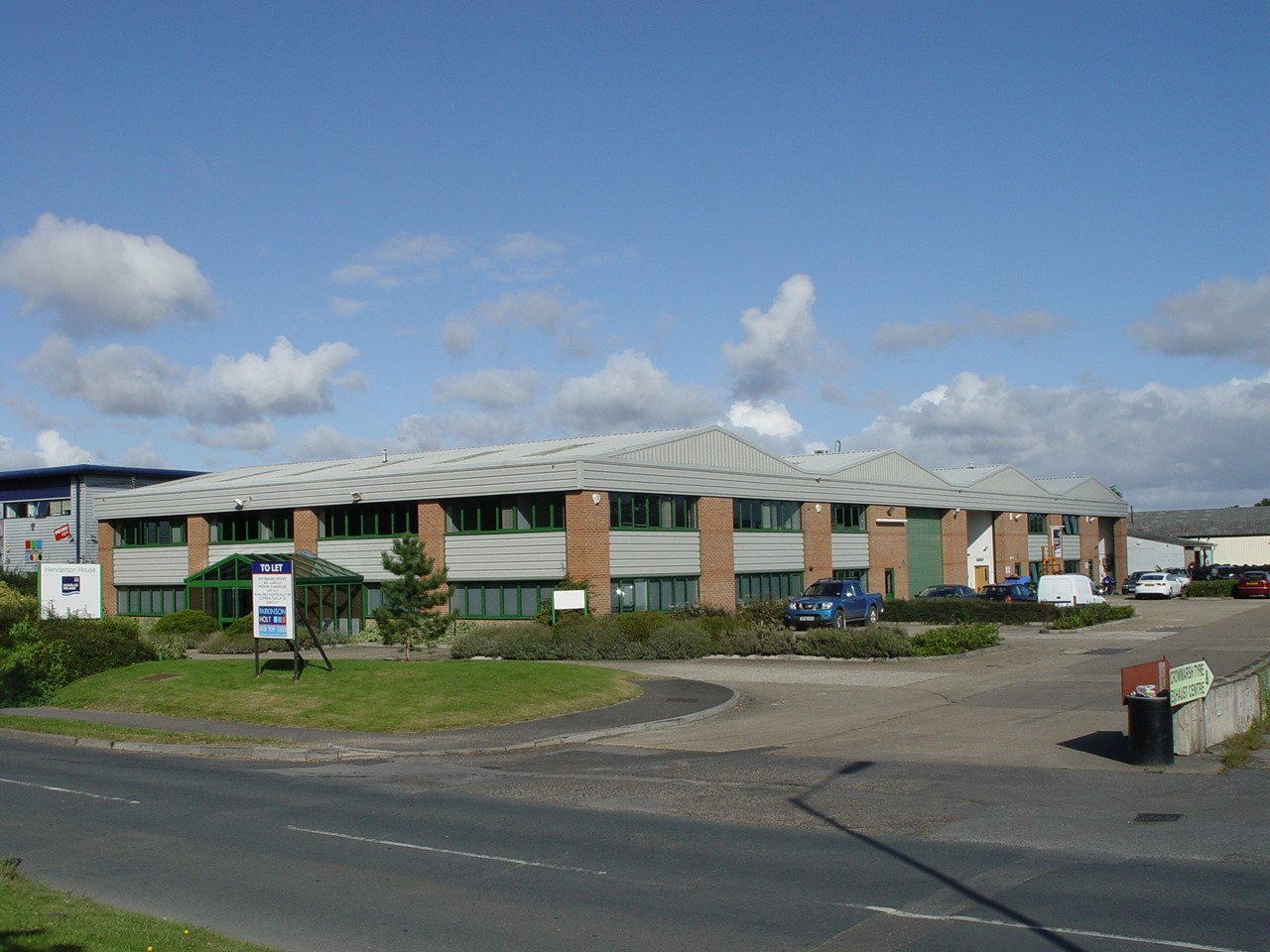 Office Henderson House Hithercroft Industrial Estate